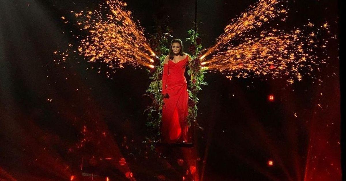 """""""Голос країни-11"""": Міла Нітіч розчулила до сліз Тіну Кароль своїм чуттєвим виступом"""