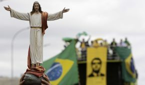 Ще більша: в Бразилії побудують нову гігантську статую Ісуса Христа