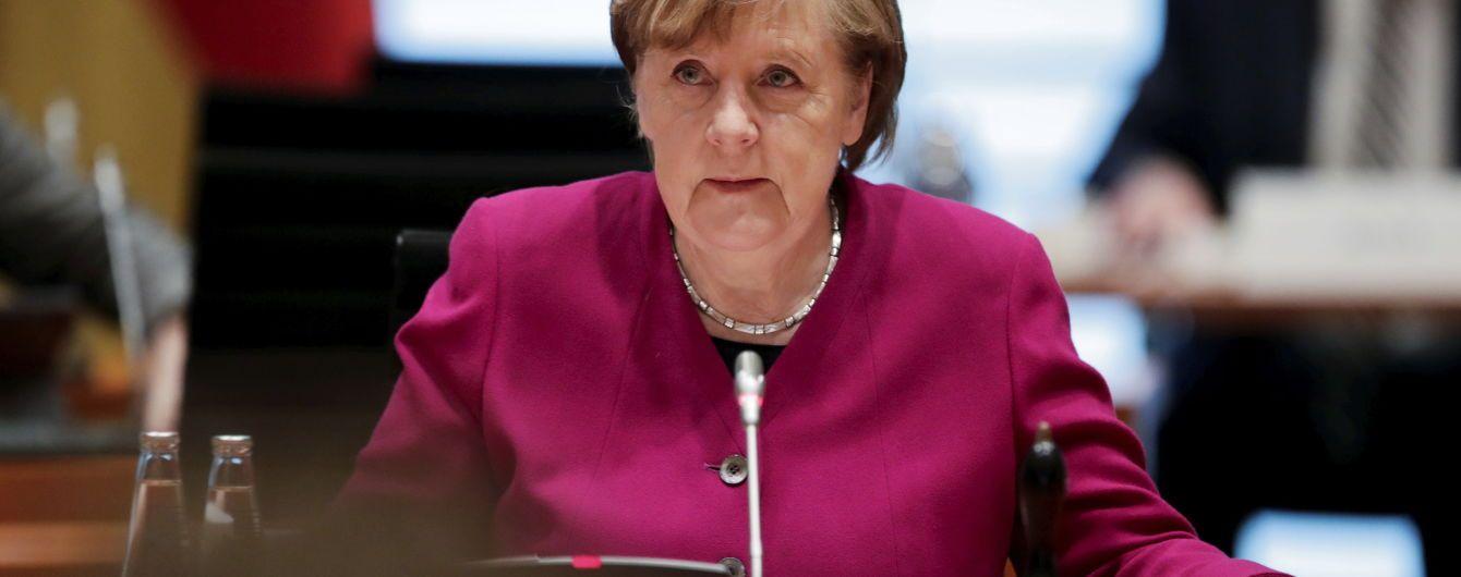 Меркель скасувала запис на щеплення від COVID-19: що сталося