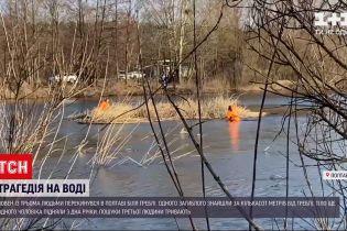 Новости Украины: в Полтаве возобновили поиски отдыхающего, который перевернулся на лодке