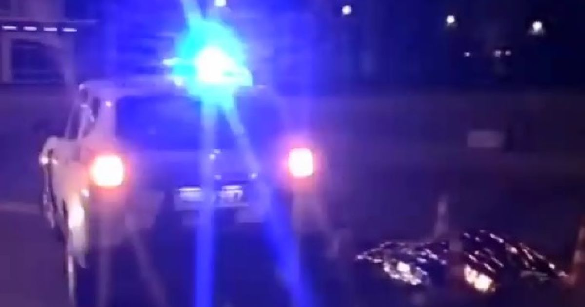 У центрі Рівного авто збило на смерть пішохода: відео