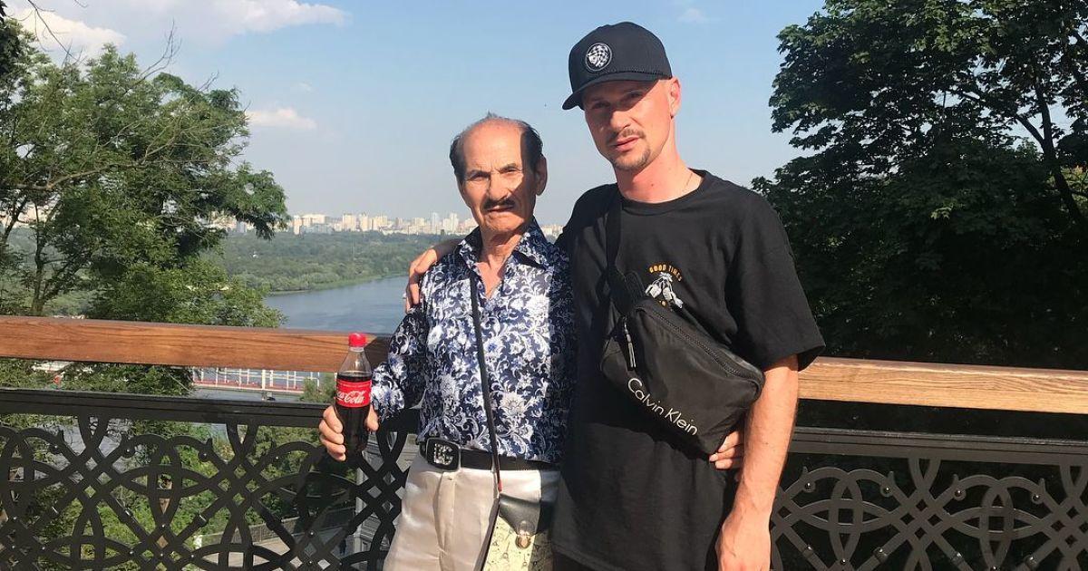 Син Григорія Чапкіса пригадав їхні танці в Києві та розповів про стан батька