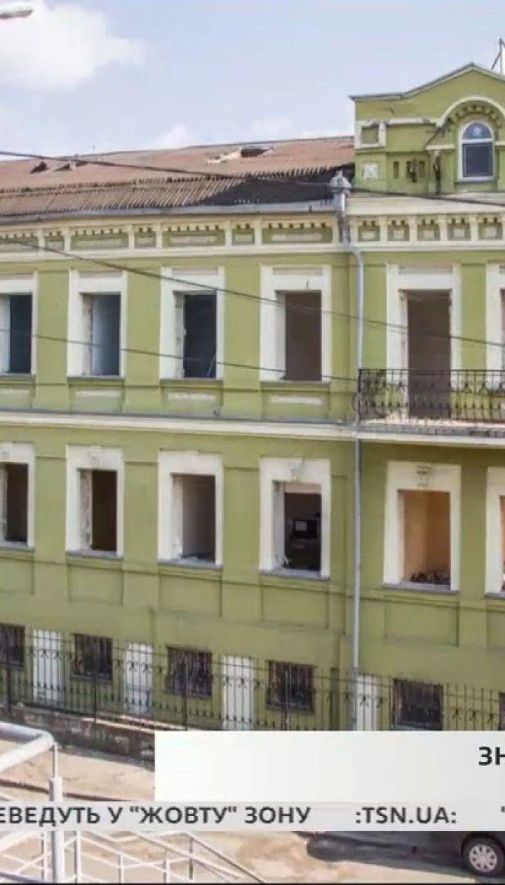 Уцентрі Києва забудовники знесли старовинний будинок купця Уткіна
