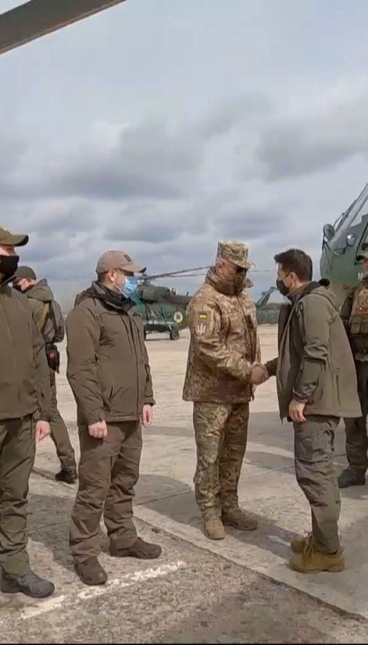Новини світу: Росія не помітила запиту від президента України щодо обговорення ескалації на Донбасі