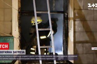 Новини України: у Кривому Розі на смолоскип посеред ночі перетворився один із павільйонів на ринку
