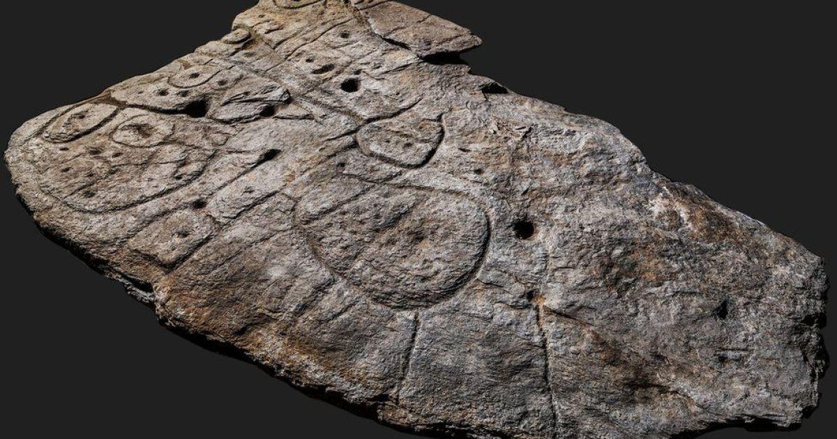 Во Франции обнаружили древнейшую 3D-карту в Европе