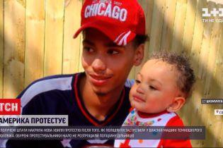 Новости мира: в США полиция застрелила темнокожего в собственной машине