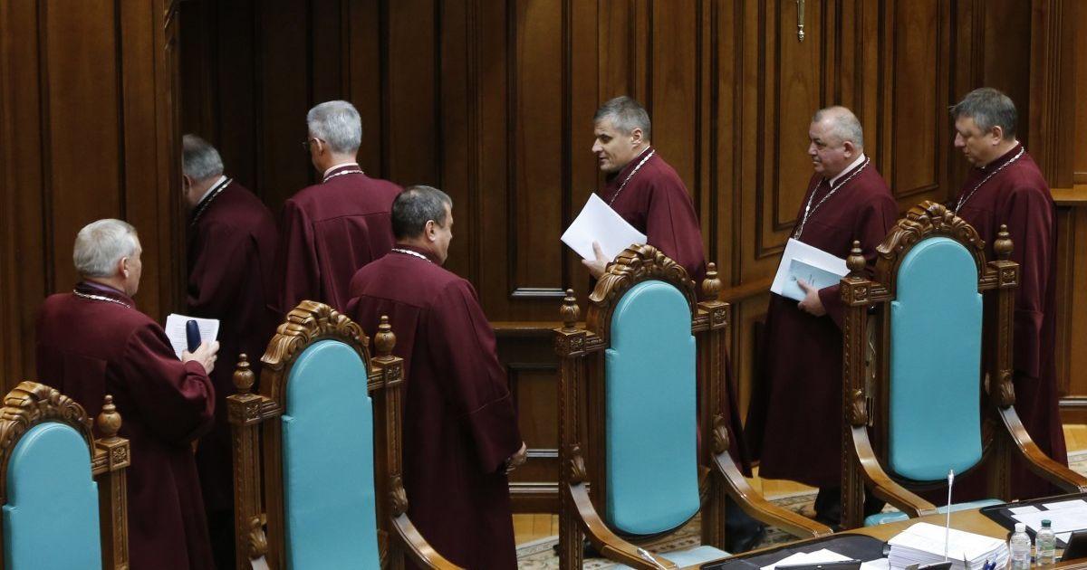 Спецзасідання КСУ не відбулося: Тупицького не пропустили до будівлі суду