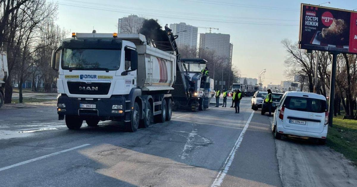 Под Киевом построят три новые транспортные развязки: как идут работы