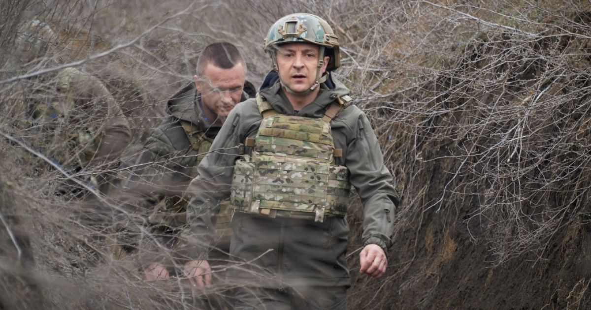 Україна готова до російського вторгнення — Зеленський