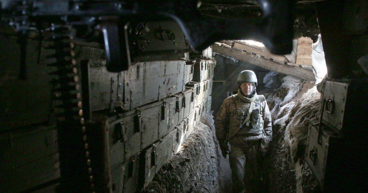 """""""Готові захищати Україну"""": військове командування проінспектувало ситуацію на лінії розмежування"""