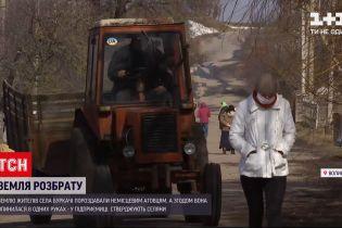 Новости Украины: жители волынского села могут остаться без собственных огородов