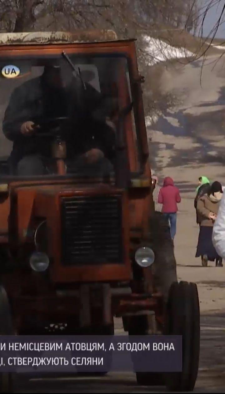 Новини України: жителі волинського села можуть залишитися без власних городів