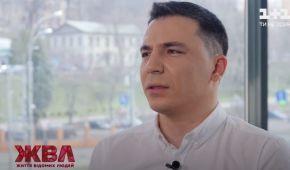 """Звезда сериала """"Папик"""" Кабиров о войне в родном Луганске: """"Маму снесло звуковой волной"""""""