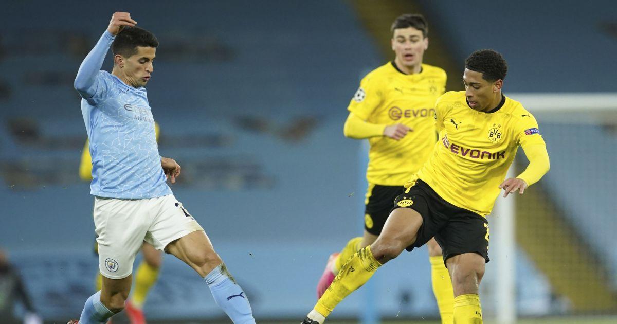 Боруссия Дортмунд - Манчестер Сити: где смотреть и ставки букмекеров на матч Лиги чемпионов