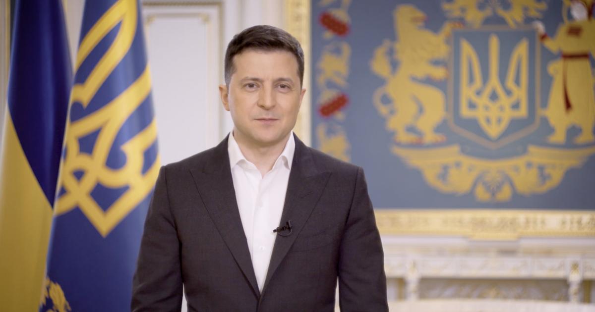 """Ескалація на кордонах України: Зеленський заявив про готовність """"дати відсіч"""""""