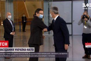 Новости мира: в Брюсселе собралось экстренное заседание комиссии Украина-НАТО