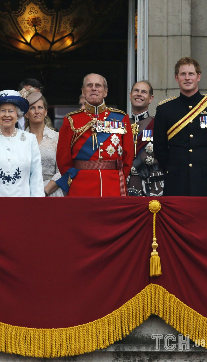 Принц Філіп і королева Єлизавета II