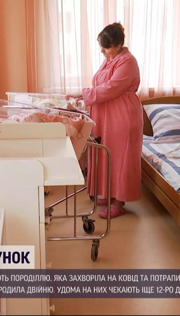 Новини України: столичні медики врятували породіллю із ураженням легень а 90%