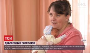 У столичному пологовому врятували маму 14 дітей, яка мала 90% ураження легень коронавірусом