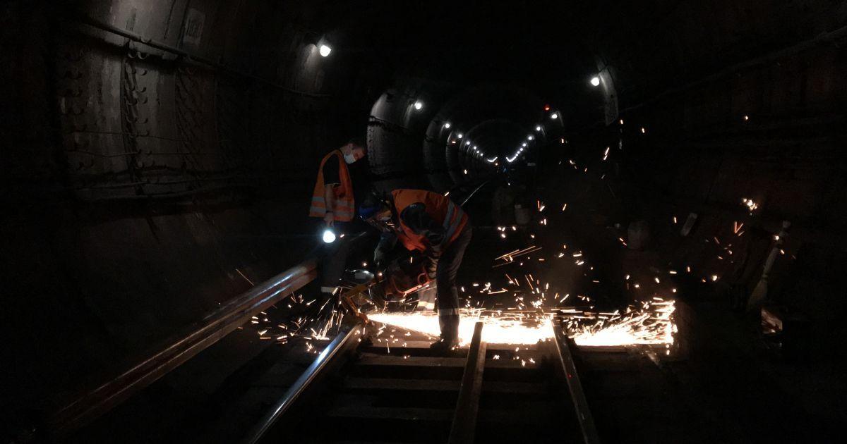 Что происходит ночью в тоннелях подземки: в Киевском метрополитене дали ответ