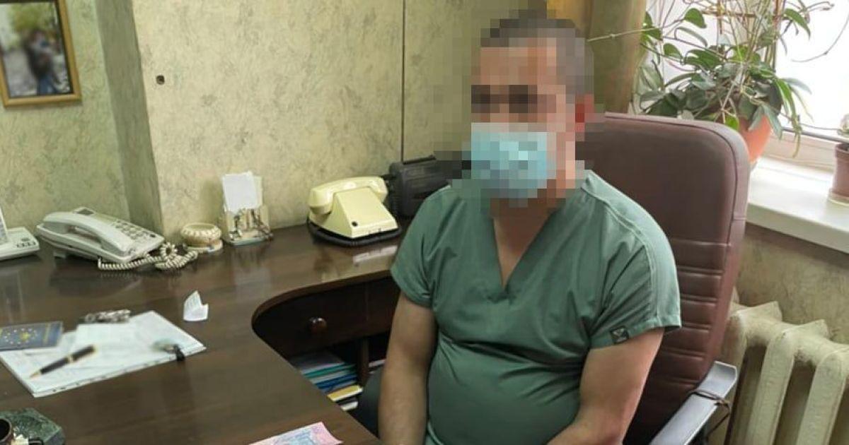 В Киеве заведующий патологоанатомического отделения и врач требовали взятки от родственников умерших