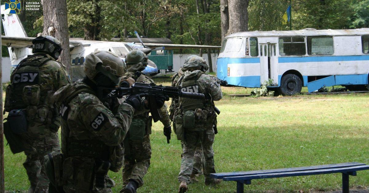 Україна проведе антитерористичні навчання на кордоні з Росією