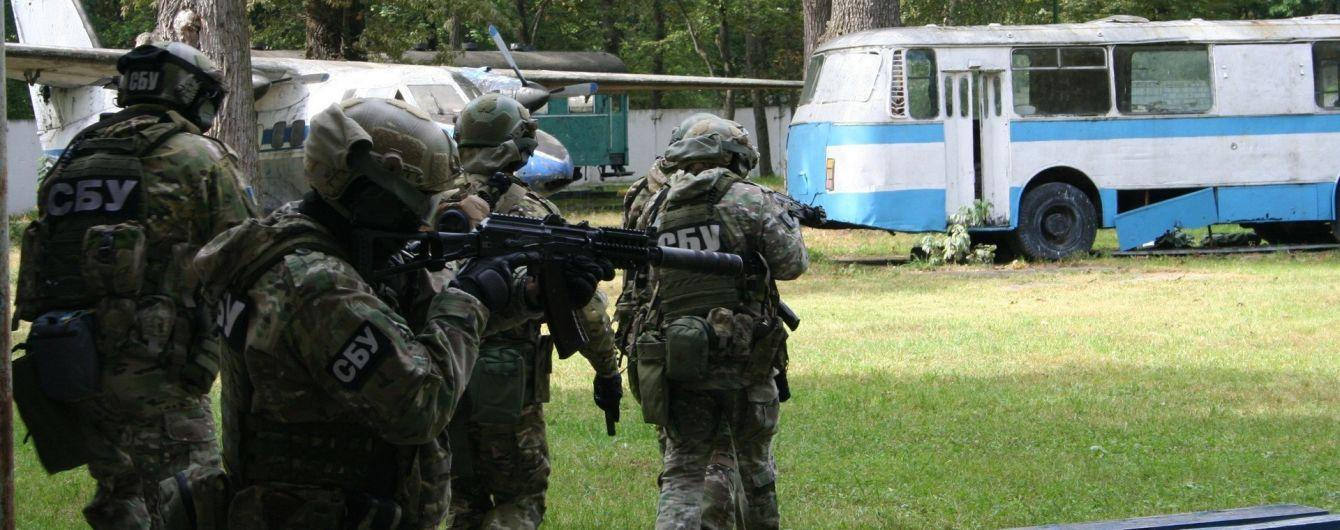 СБУ проведе антитерористичні навчання у більшості областях