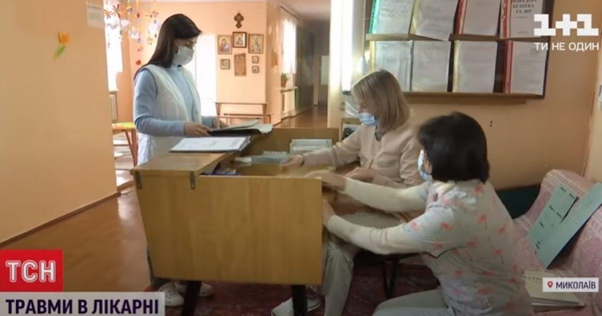 У Миколаєві мати звинувачує медиків психлікарні у побитті дитини