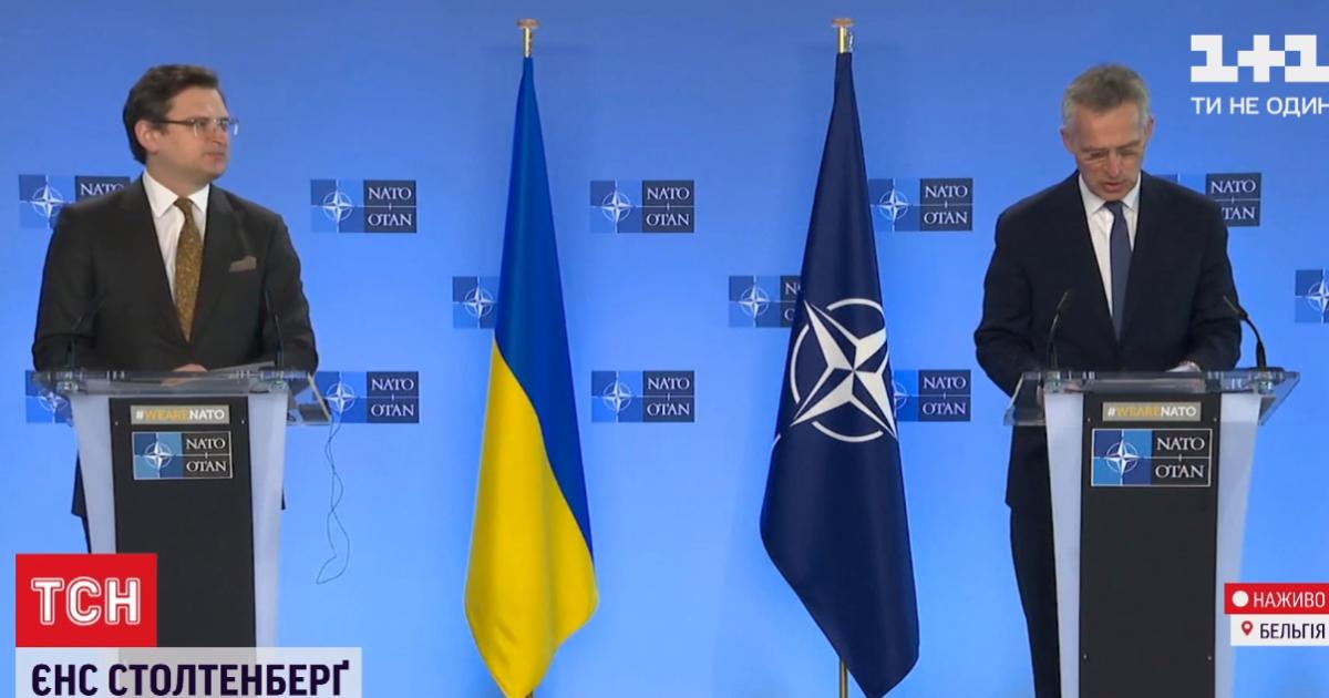 Последствия для России за эскалацию на Донбассе: о чем говорили на заседании комиссии Украина — НАТО