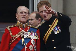 Принц Гаррі не зможе одягнути військову форму на церемонію прощання з принцом Філіпом