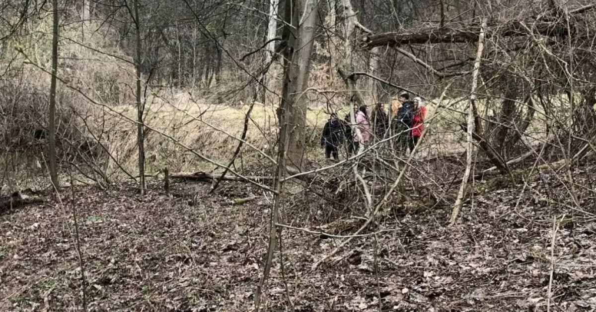 Людські рештки до львівського парку підкинули нещодавно - слідчі