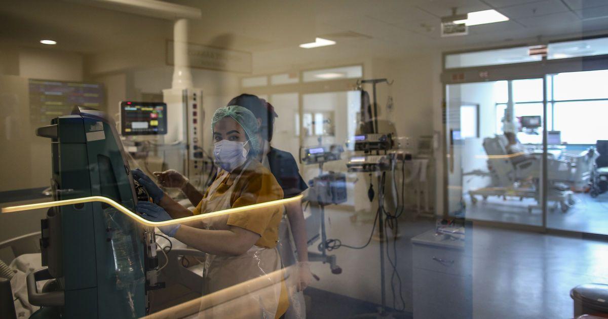 """У НАН назвали регіони, де зафіксували найактивніше поширення """"британського"""" штаму коронавірусу"""