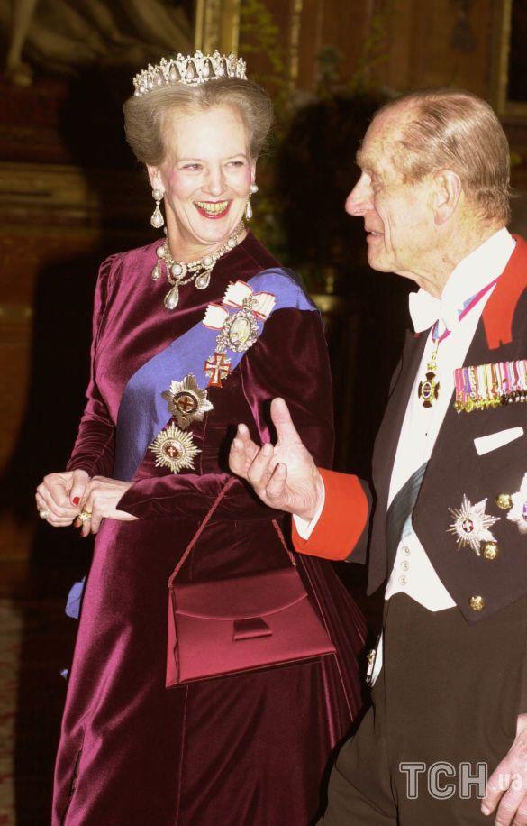 Королева Маргрете II и принц Филипп_2
