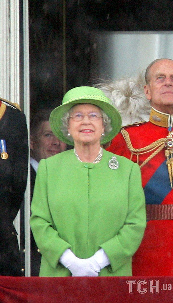 Принц Филипп и принцесса Евгения