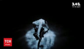 Чуттєве танго на десятиметровій глибині станцювала іспанська балерина