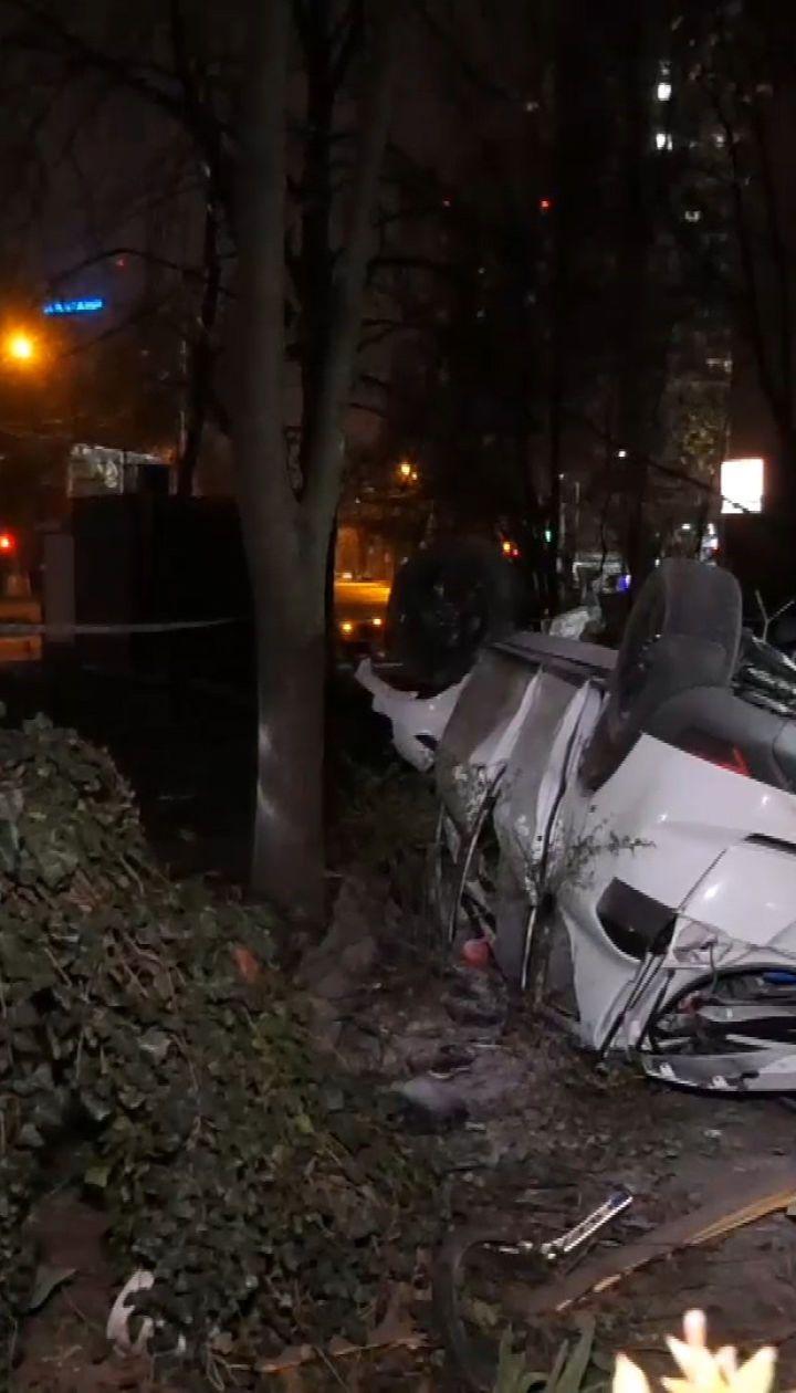 Смертельна аварія на шаленій швидкості сталася в Одесі: дві людини загинуло