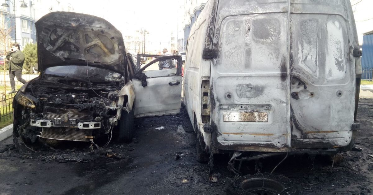 Спалив 4 автомобілі через дівчину: у Київській області ревнивець помстився супернику