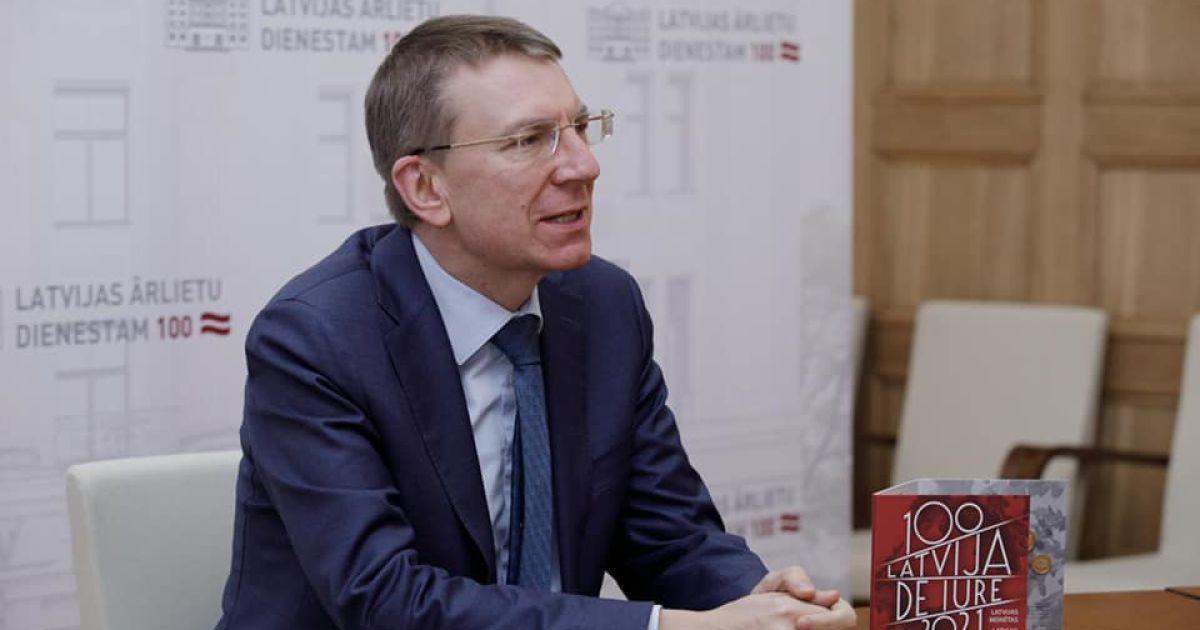 Серйозні дії чи чергова стурбованість: Рінкевичс пояснив, що зробить ЄС для стримування Росії