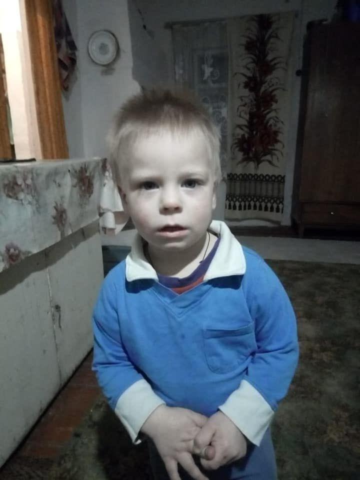 Богдан Уніченко. Пошуки дитини