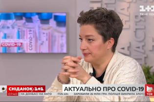 Локдаун — это единственный выход: инфекционист о введенных в Украине ограничениях