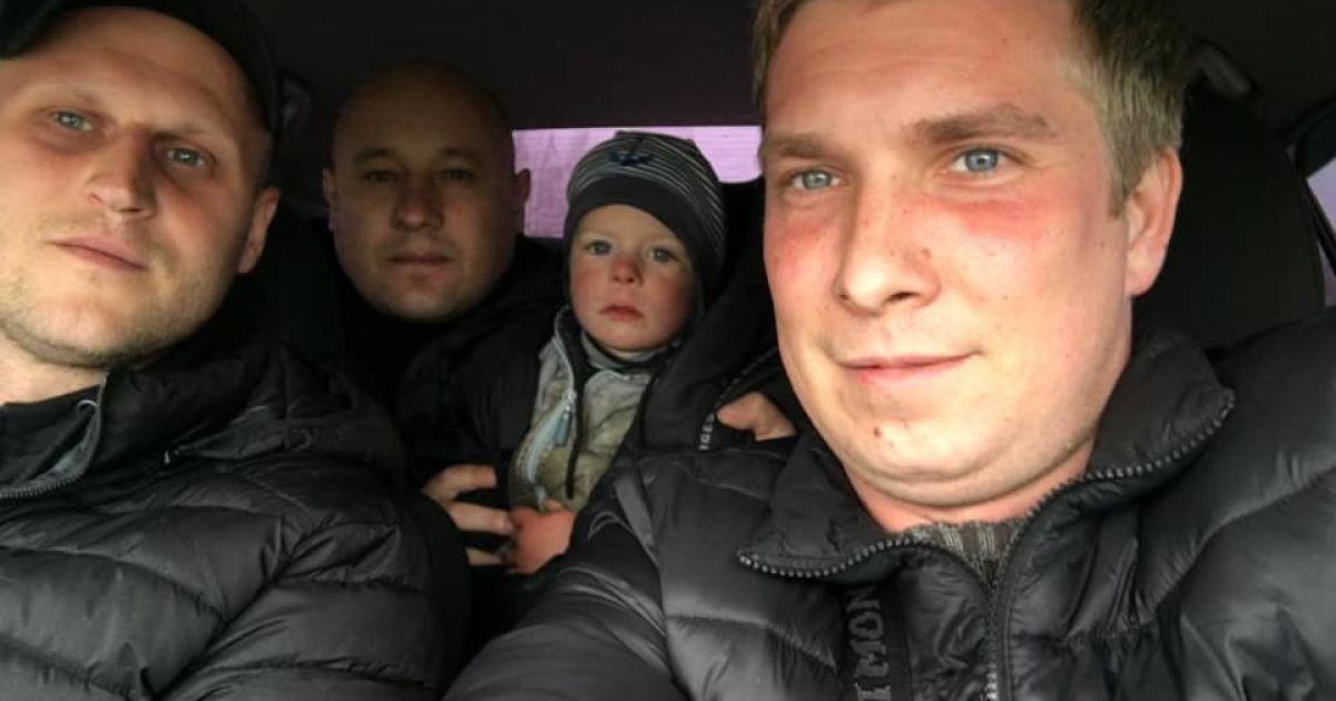 Нашли в лесу в четырех километрах от дома: подробности поисков двухлетнего Богданчика под Киевом