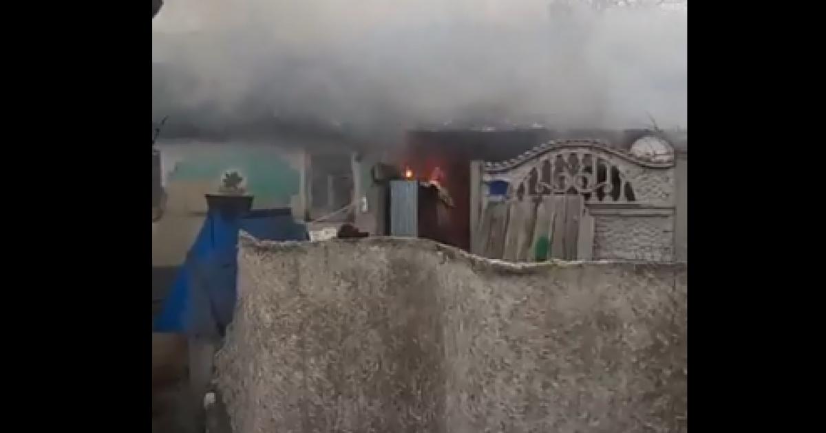 У Рівненській області спалахнув притулок для тварин: собаки втекли, всередині могли бути коти