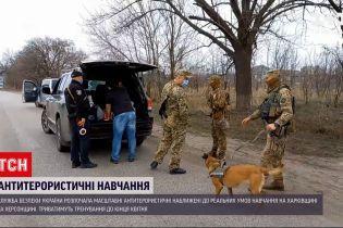 Новости Украины СБУ начала масштабные антитеррористические учения на около границ с Россией и Крымом