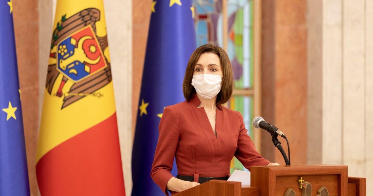Конституционный суд Молдовы разрешил Санду распустить парламент - Мир -  TCH.ua