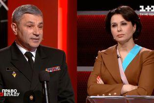Адмірал ВМС ЗСУ прокоментував ситуацію з американськими кораблями НАТО