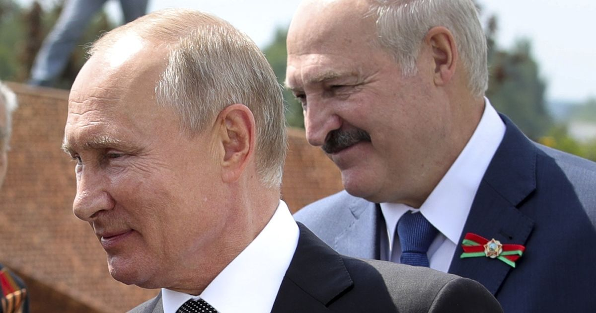Путін у промові згадав Януковича, пожалів Лукашенка і оминув питання військ на кордоні з Україною
