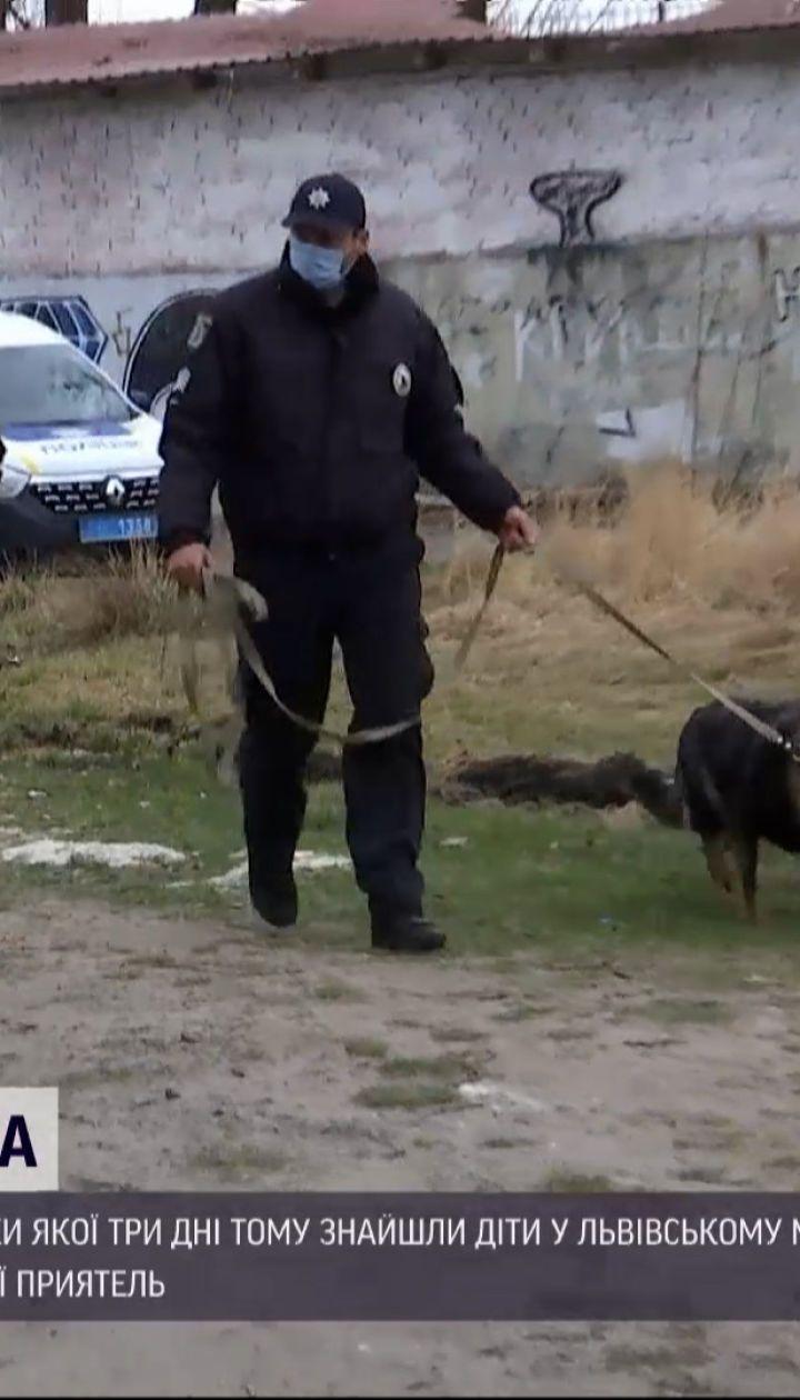 Новини України: поліція затримала підозрюваного у вбивстві жінки, кістки якої знайшли у парку