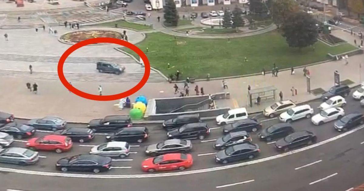 Смертельное ДТП на Майдане Незалежности: обвинительный акт направлен в суд