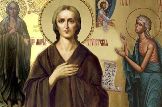 П'ята неділя Великого посту: хто така Марія Єгипетська і її таємниця великого покаяння